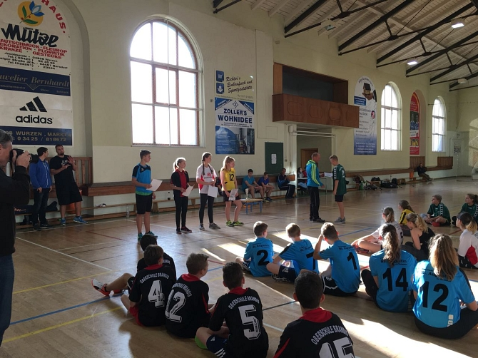 Volleyball 4 © Pestalozzi-Oberschule